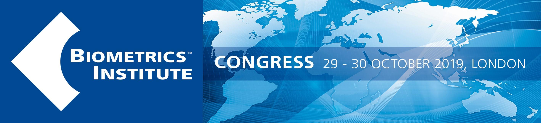 Biometrics Institute Congress and Biometrics Week - Biometrics Institute