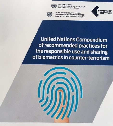 Responsible and Ethical use of Biometrics - Biometrics Institute